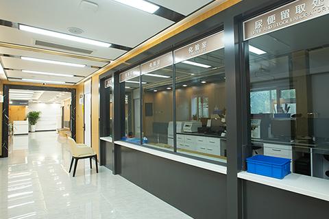 干净的治疗室