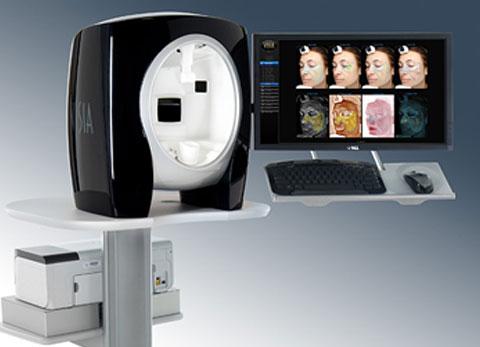 美国visia面部检测系统