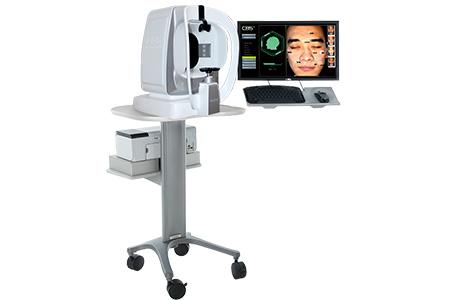 面部云镜检测系统